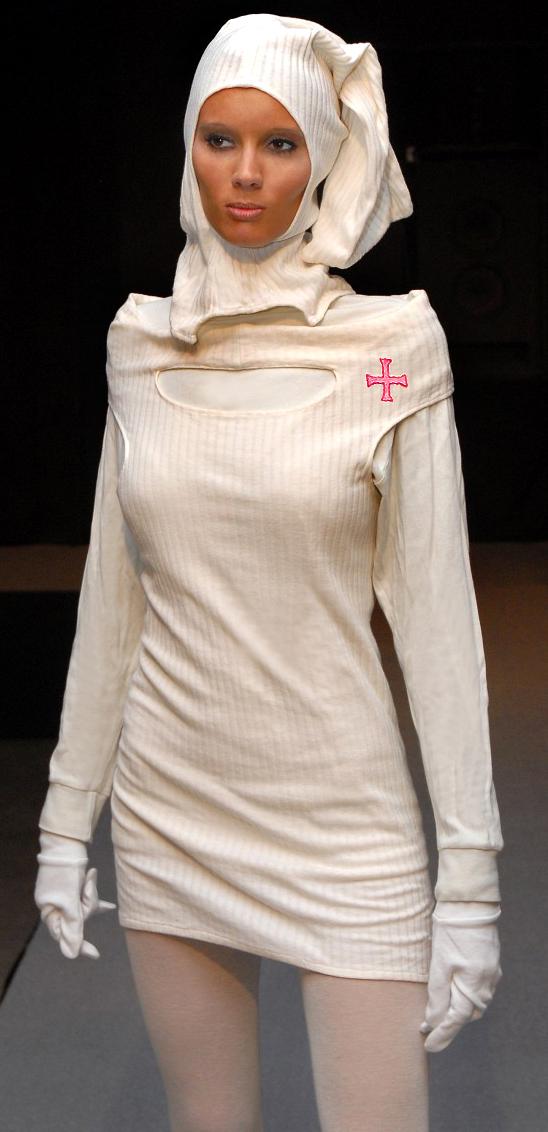 Berlin Fashion Week Fashion Trend Collection Avant Garde Fashion Designer Torsten Amft Runway Germany